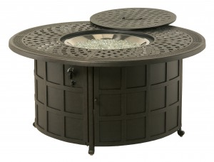 124002 COMPLETE Berkshire Gas Fire Pit INCLUDES: 124091 Berkshire Gas Fire Pit & 616608 Crystal Fire Burner
