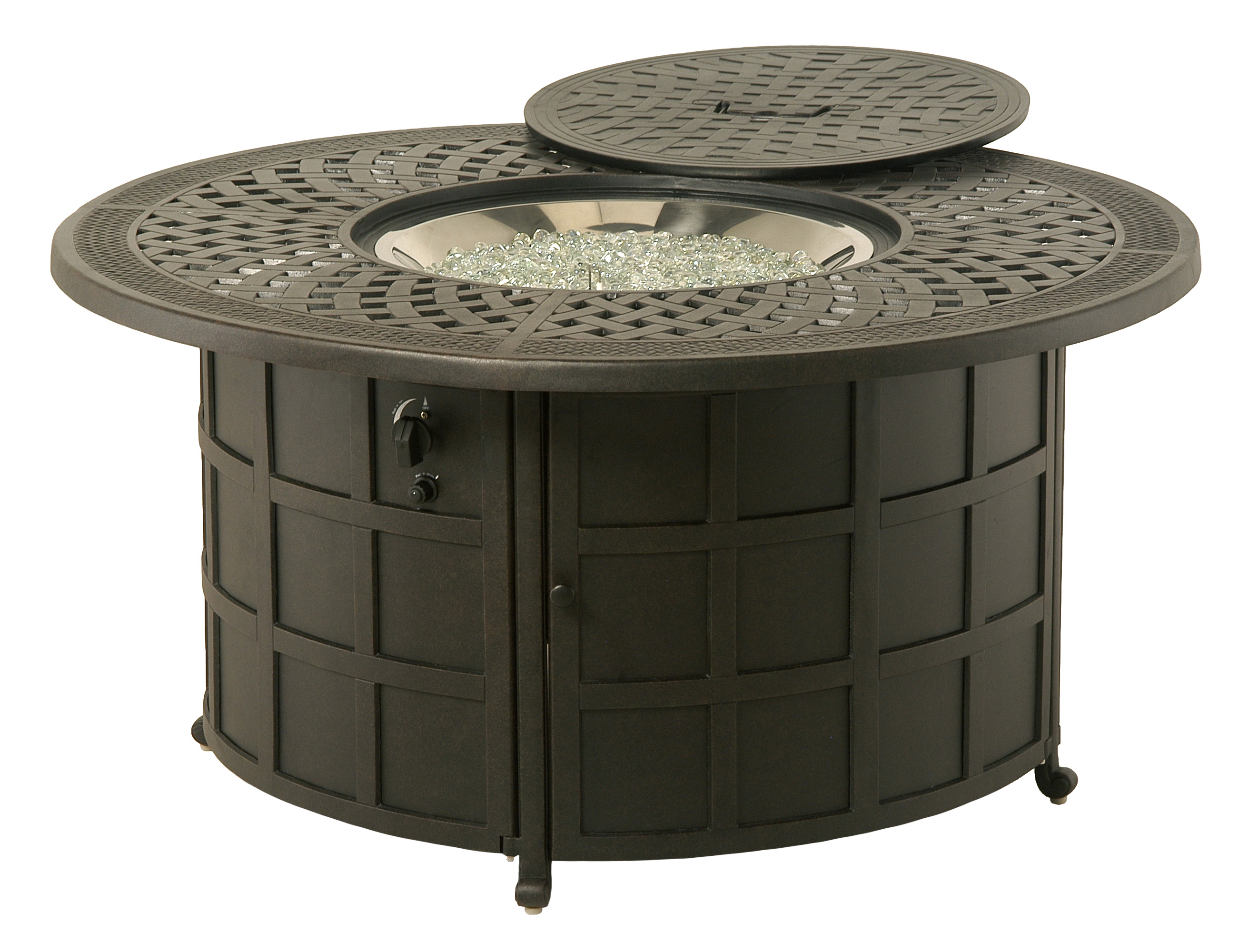 Warm Up Your Patio This Fall with a Firepit