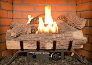 Maybe you are tired of getting on your hands and knees to build a wood fire after a long day at work. Maybe you just want to make your heating system more efficient. Whatever the reason, gas logs may be for you.
