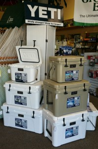 Yeti Coolers - Waldorf MD - Tri County Hearth and Patio Center