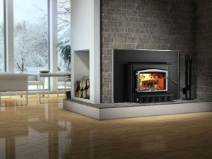 Wood Burning Fireplace Insert Efficiency - Waldorf MD - Tri County Hearth and Patio