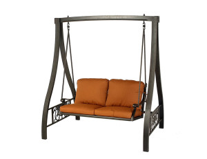 Enjoy your Backyard More with a Bench or a Frame Swing - Waldorf MD - Tri County Hearth and Patio Store