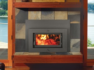 Stratford Wood Fireplace