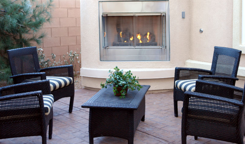 Think Spring: Start Improving Your Outdoor Spaces!