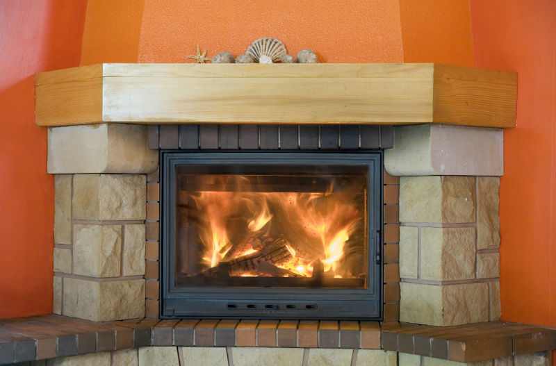 Get Heating Efficiency While Still Burning Wood!
