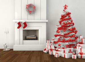 Holiday Season Fireplace Image - Waldorf MD - Tri-County Hearth & Patio Center