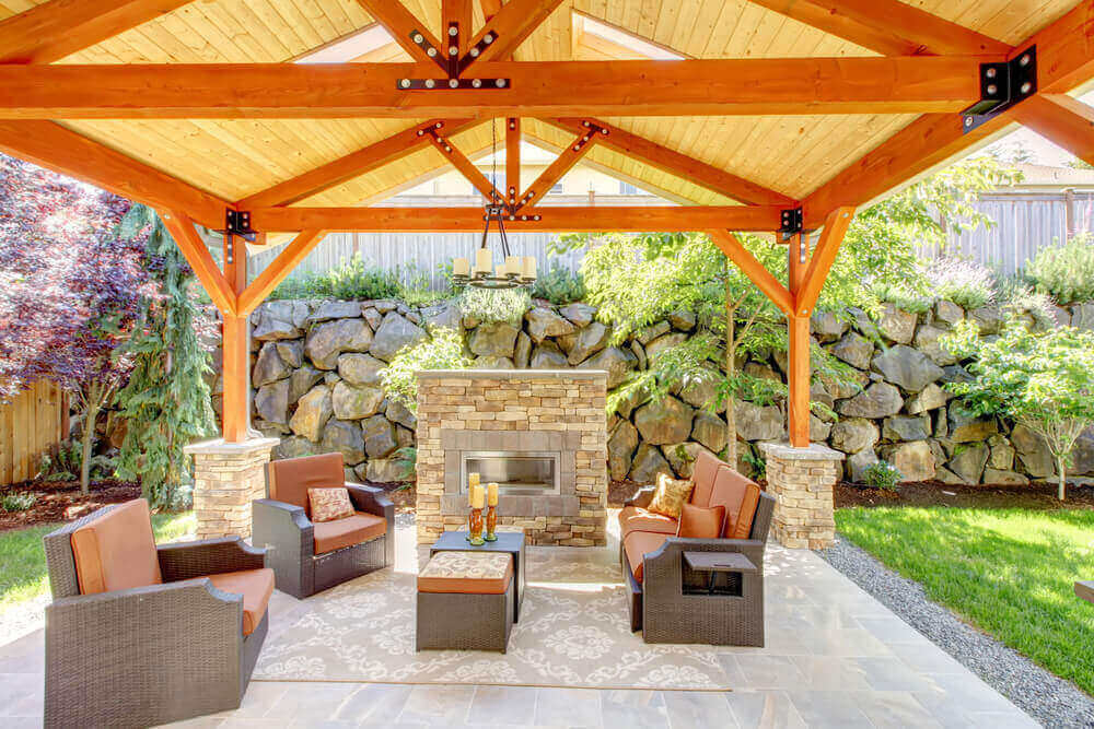 Be Ready for Summer With a Cozy Outdoor Area