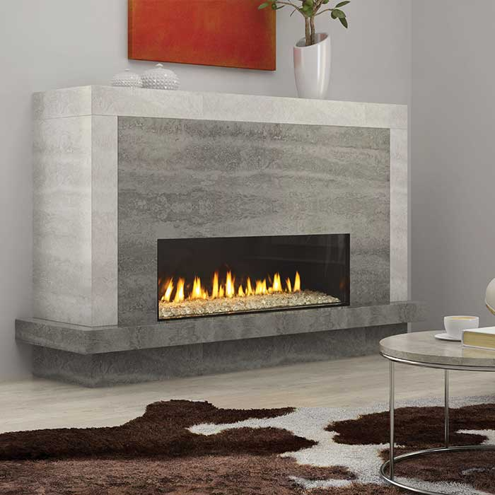 Hearth Nyc: Widescreen Gas Fireplaces