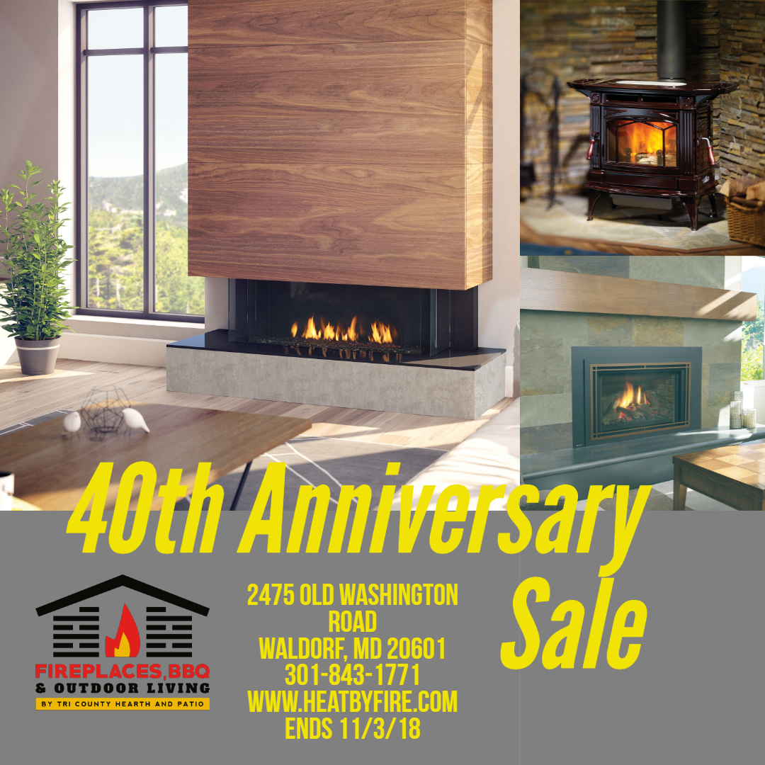 Click Here For More Details On Our 40th Anniversary Sale!