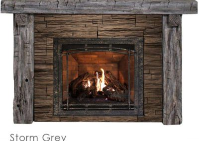 Ambiance Non-Combustible Mantel 1