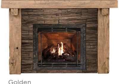 Ambiance Non-Combustible Mantel 2