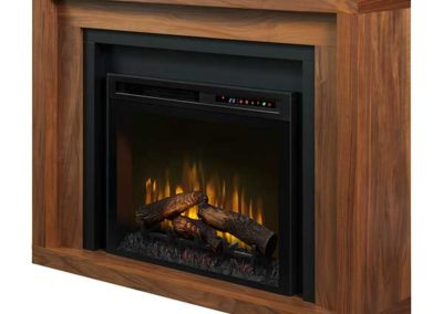 Dimplex Mantel Fireplace 1