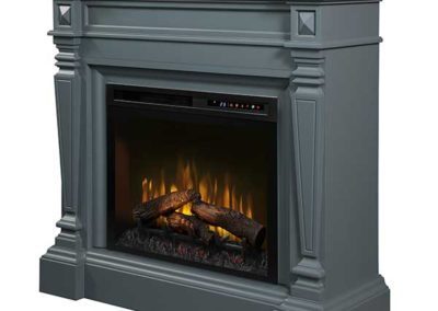 Dimplex Mantel Fireplace 2