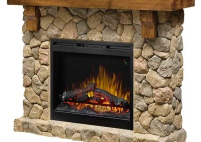 Dimplex Mantel Fireplace 4