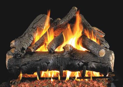 Peterson Vented Gas Log